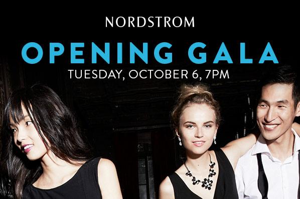Nordstrom Del Amo Gala | Walk With Sally