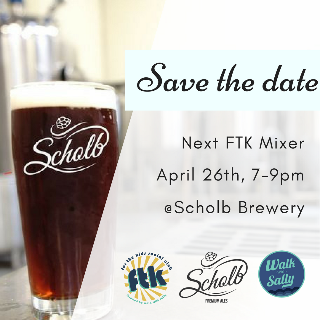 FTK Mixer save the date at Schold Brewery