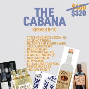 The Cabana Party Kit Promo Price