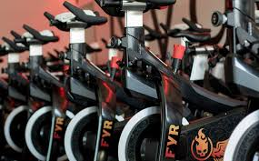 Ryde Fyr Indoor Cycling Class in support of Breast Cancer in Manhattan Beach
