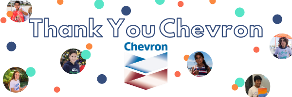 Thank You Chevron banner